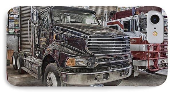 Sterling Truck Phone Case by Douglas Barnard