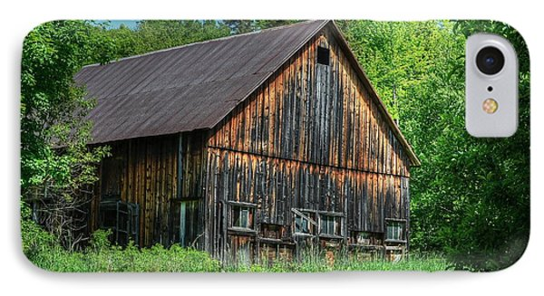 Sterling Valley Barn IPhone Case by John Nielsen