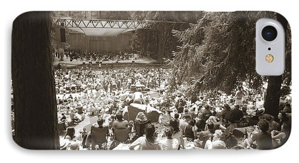 IPhone Case featuring the photograph Stern Grove Concert by Hiroko Sakai