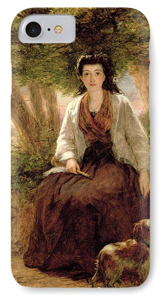 Sternes Maria, From A Sentimental Phone Case by William Powell Frith
