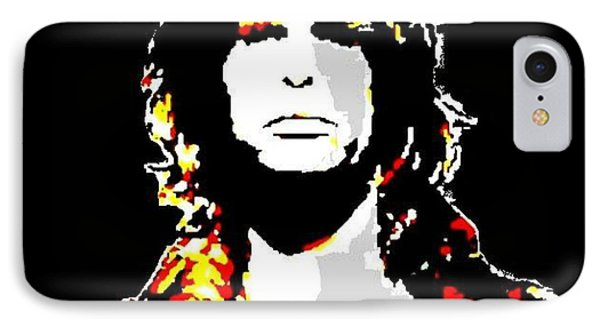 Steven Tyler IPhone Case by Dave Gafford