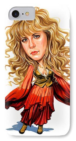 Stevie Nicks Phone Case by Art