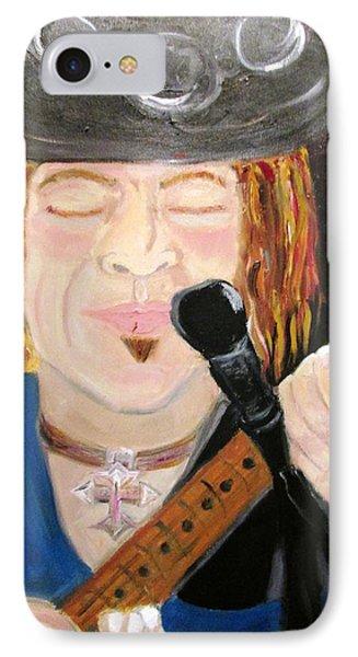 Stevie Ray Vaughn IPhone Case