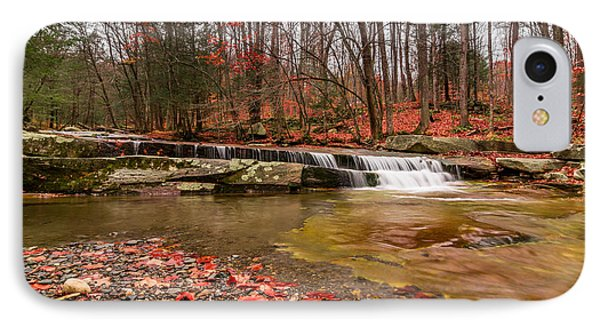 Stickney Brook 1 IPhone Case by Jeremy Farnsworth