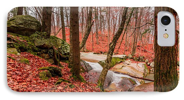 Stickney Brook 2 IPhone Case by Jeremy Farnsworth
