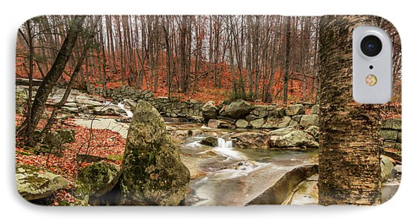 Stickney Brook 3 IPhone Case by Jeremy Farnsworth