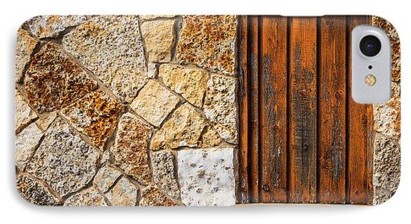 Sticks And Stone IPhone Case by Melinda Ledsome