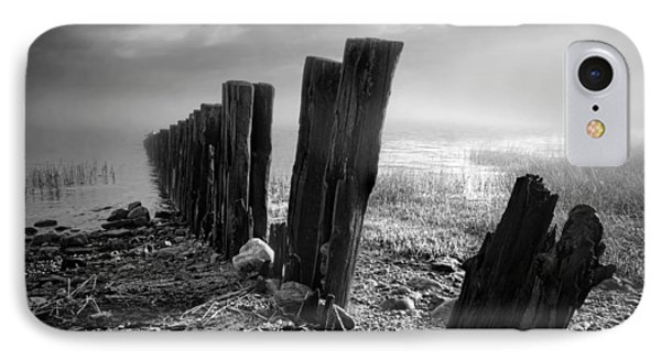 Sticks And Stones IPhone Case by Diana Angstadt