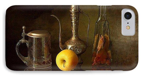 Still Life 4 IPhone Case by Adam Orzechowski