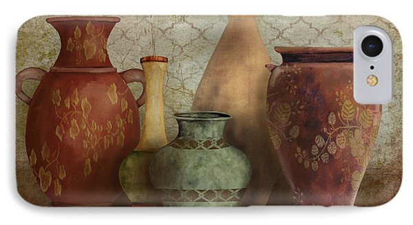 Still Life-a Phone Case by Jean Plout