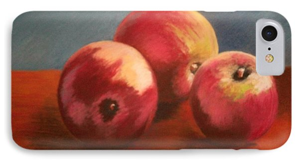 Still Life Apples IPhone Case