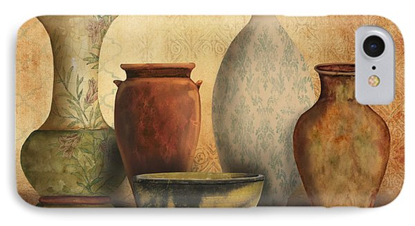 Still Life-d Phone Case by Jean Plout