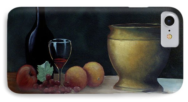 Still Life IPhone Case by Debra Crank