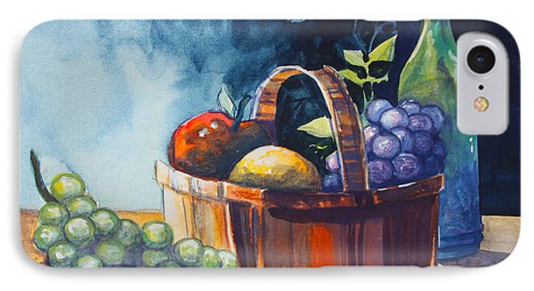 Still Life In Watercolours Phone Case by Karon Melillo DeVega