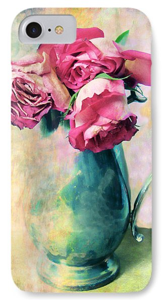 Still Life Roses IPhone Case by Jessica Jenney