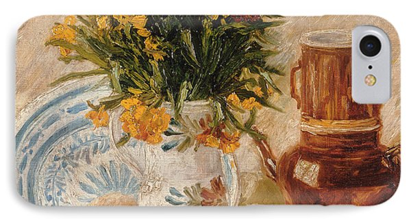Still Life IPhone Case by Vincent van Gogh