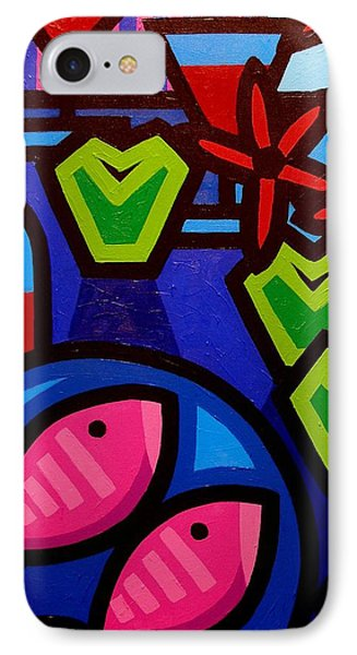 Still Life With Apples Phone Case by John  Nolan