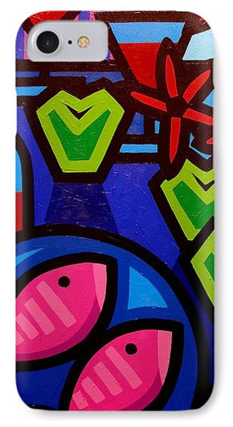 Still Life With Apples IPhone Case by John  Nolan