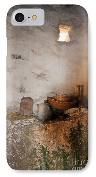 Still Life With Basket IPhone Case by Elizabeth Carr