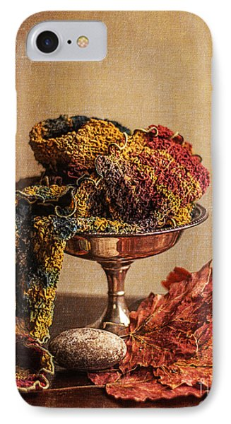 Still Life With Scarf IPhone Case