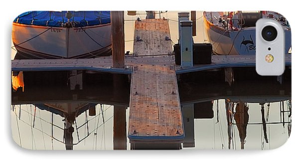 Still Sailing Phone Case by Steven Milner