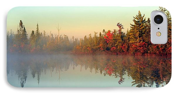 Still Water Marsh IPhone Case by Terri Gostola