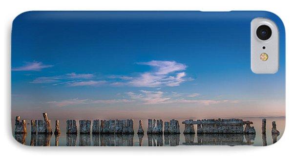 Still Water IPhone Case by Ralph Vazquez