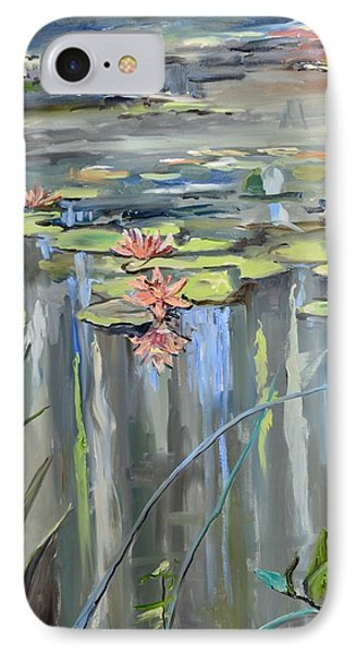 Still Waters IPhone Case by Donna Tuten