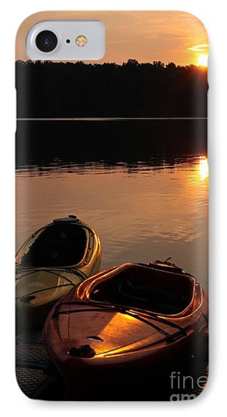 Still Waters IPhone Case by Geri Glavis