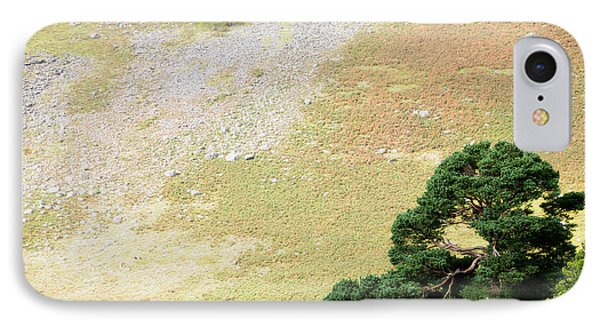 Stillness. Wicklow Mountains. Ireland Phone Case by Jenny Rainbow