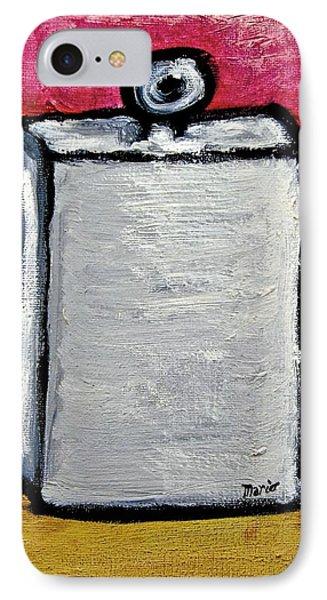 Stills 10-004 IPhone Case by Mario Perron