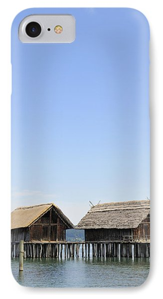 Stilt Houses At Lake Constance Germany Phone Case by Matthias Hauser