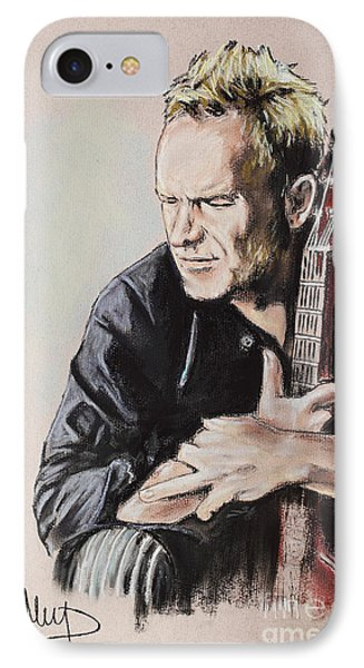 Sting Phone Case by Melanie D