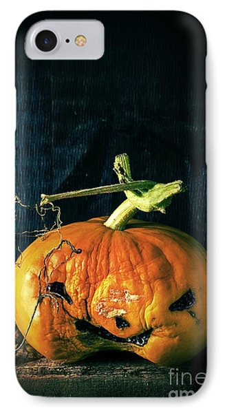 Stingy Jack - Scary Halloween Pumpkin IPhone Case
