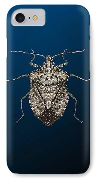Stink Bug I Phone Case IPhone Case by R  Allen Swezey