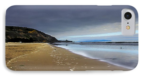 Stinson Beach  California  Phone Case by Frank Molina
