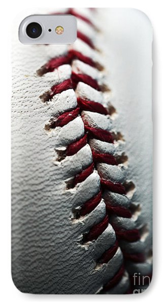 Stitches II Phone Case by John Rizzuto