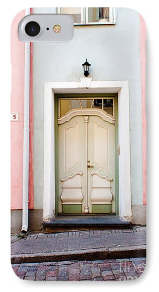 Stockholm Doorway Phone Case by Thomas Marchessault