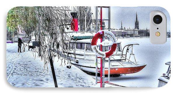 Stokholm Swiss Winter Phone Case by Yury Bashkin