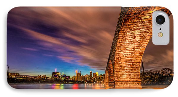 Stone Arch Minneapolis Phone Case by Mark Goodman