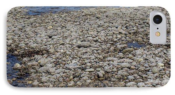 Stone Beach IPhone Case by Allan Morrison
