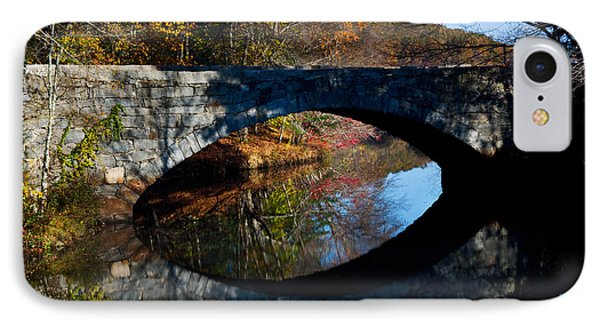 Stone Bridge IPhone Case by Jim  Calarese