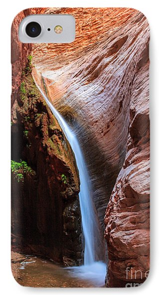 Stone Creek Fall IPhone Case by Inge Johnsson
