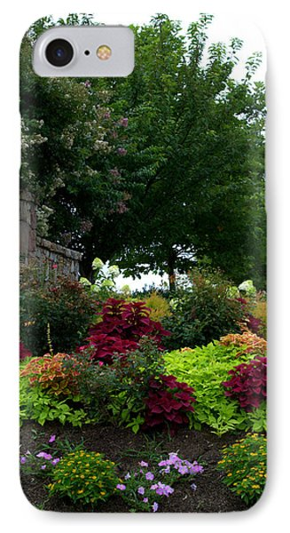 IPhone Case featuring the photograph Stone Entrance by Cathy Shiflett