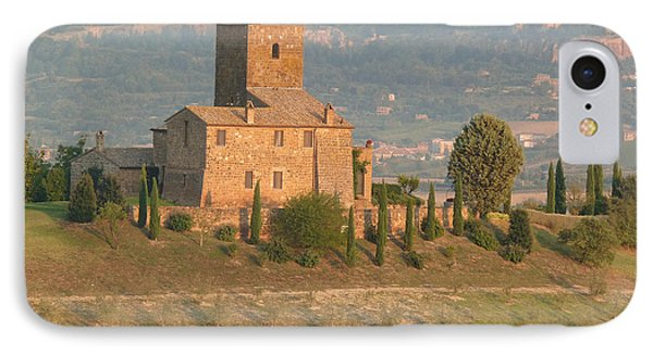 IPhone Case featuring the photograph Stone Farmhouse by Marcia Socolik