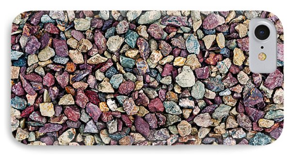 Stone Pebbles  IPhone Case by Ulrich Schade