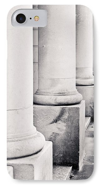 Stone Pillars IPhone Case