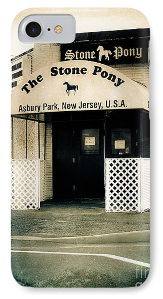 Stone Pony IPhone Case