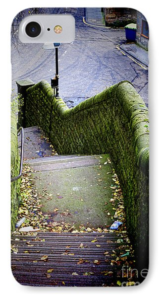 IPhone Case featuring the photograph Stone Staircase by Craig B
