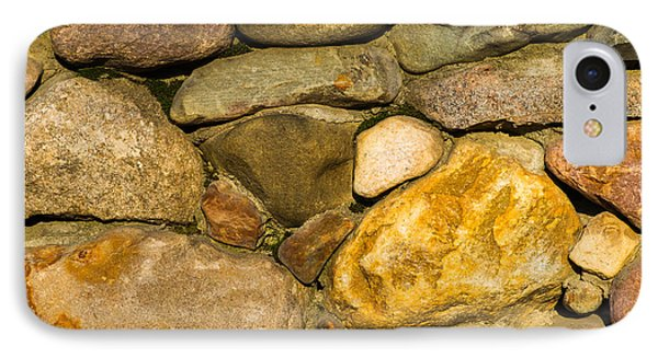 Stone Wall - Featured 3 Phone Case by Alexander Senin